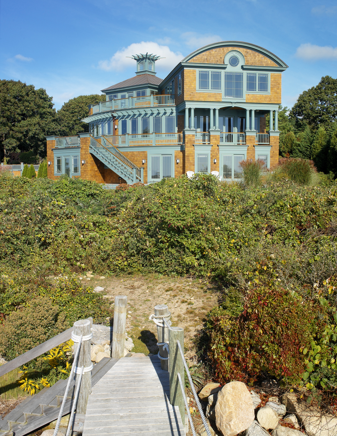 Shelter Harbor | Westerly, RI by Andreozzi Architecture