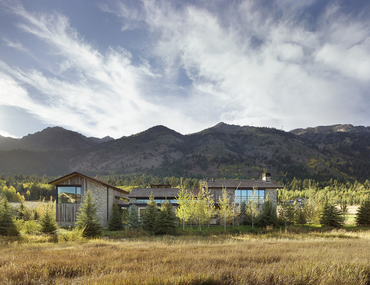 A Jackson Hole House Where Relaxed Meets Rugged