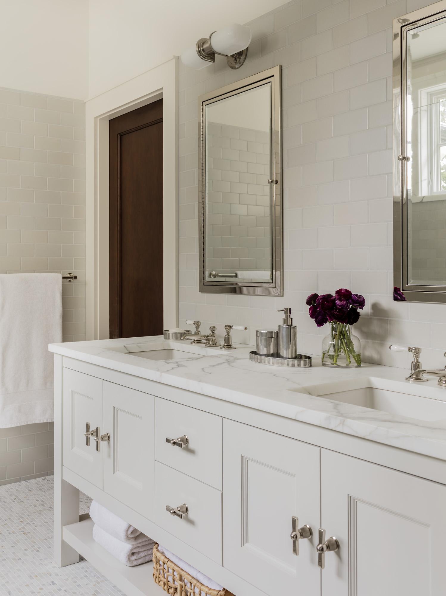Luxurious Bathroom Retreats Featuring Waterworks Chairish Blog