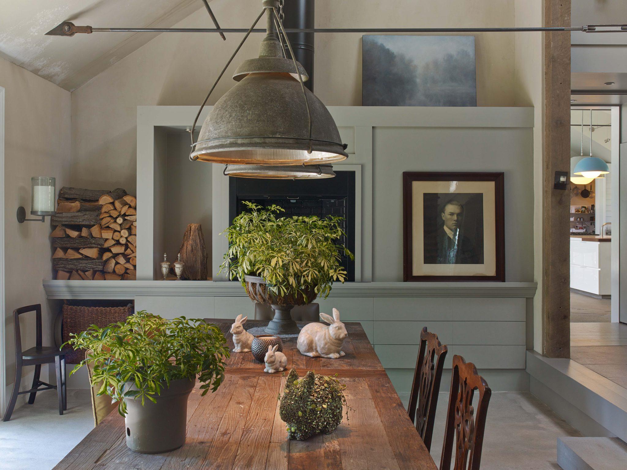 Bucks County, PA. Residence by Laura Bohn Design Associates