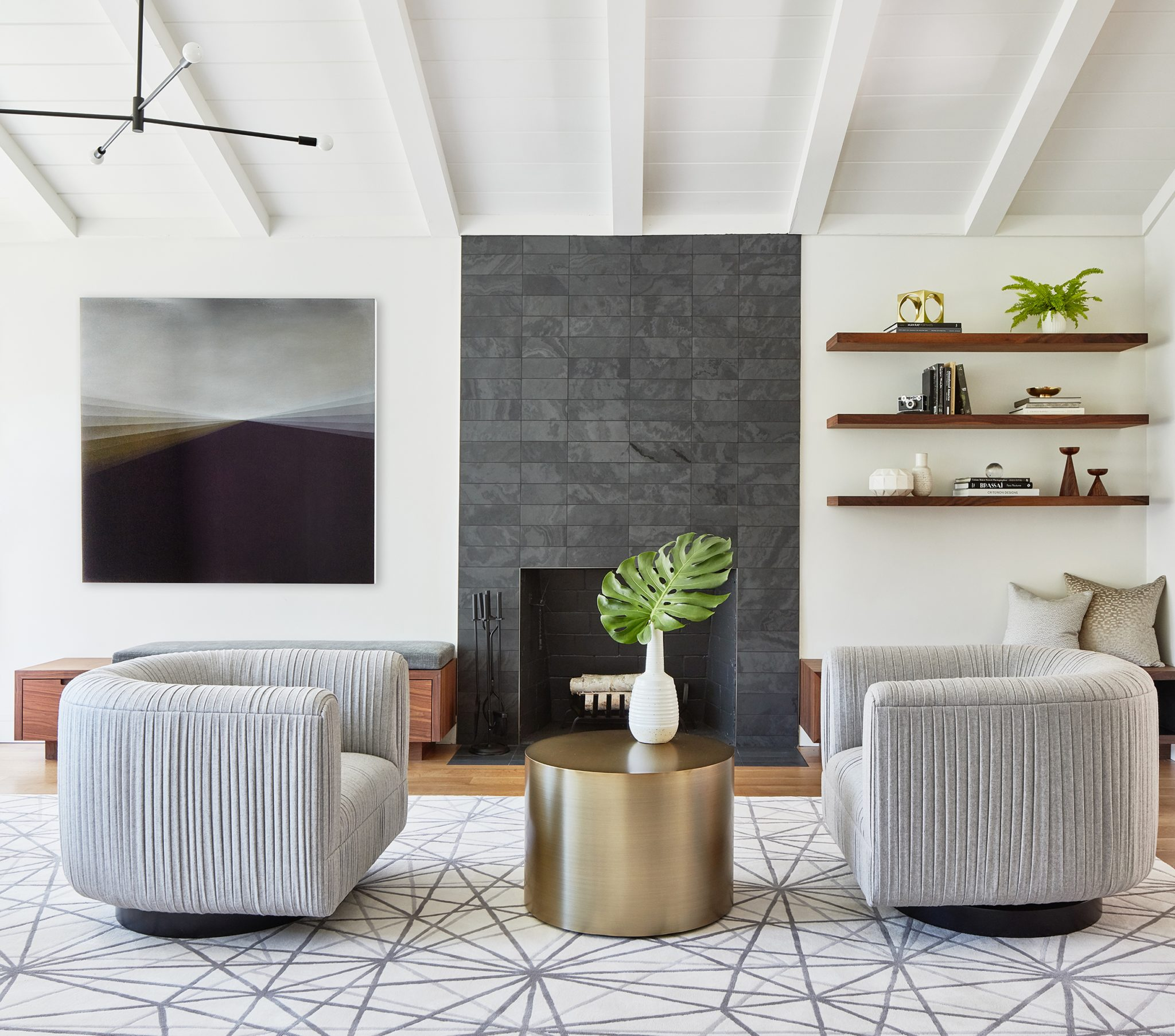 Mid-century Ranch Remodel by Niche Interiors