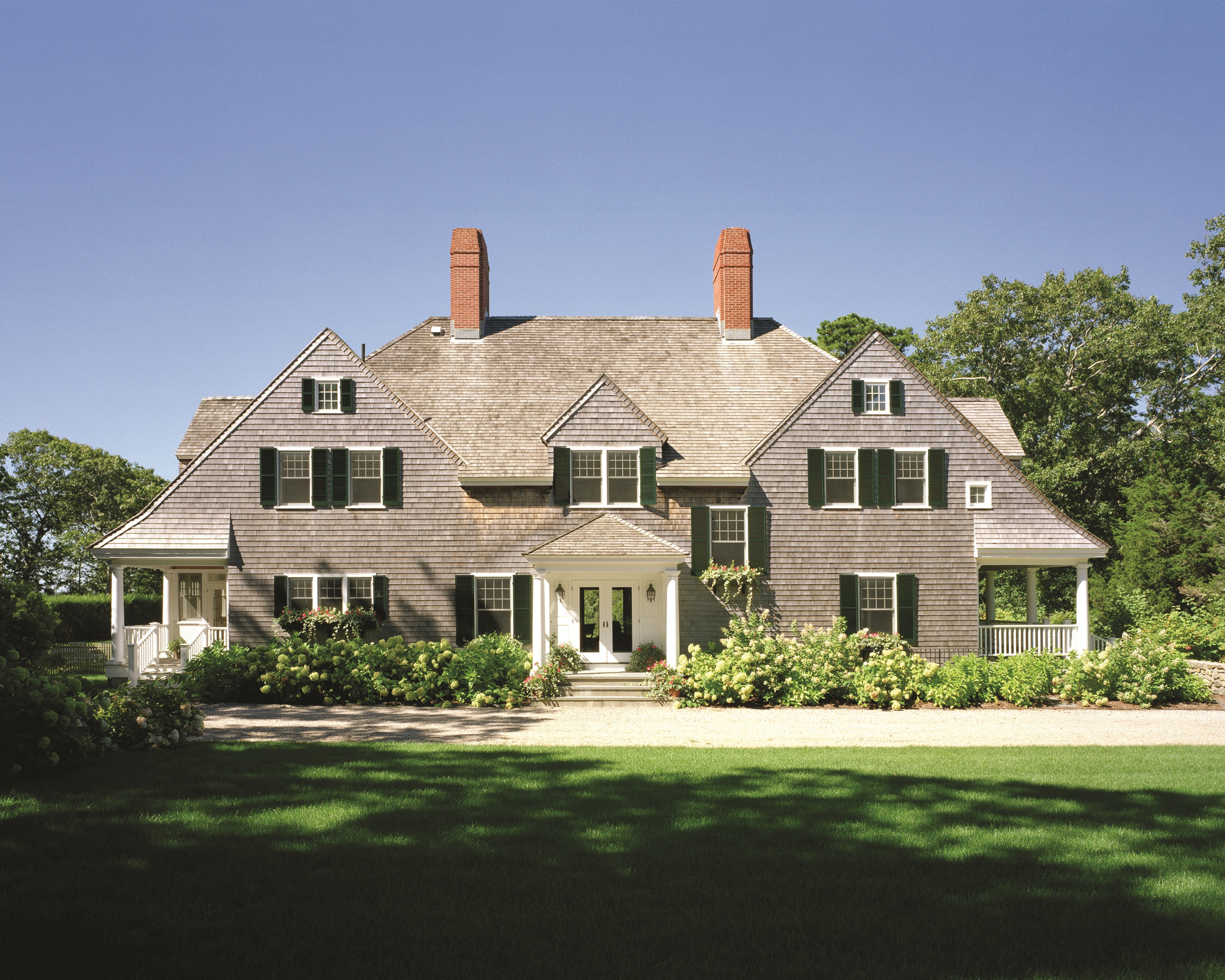 Oyster Harbors | Osterville, Cape Cod by Patrick Ahearn Architect