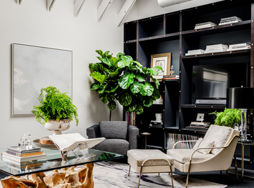 Q+A: Designer Deniece Duscheone on Transforming an Industrial Loft