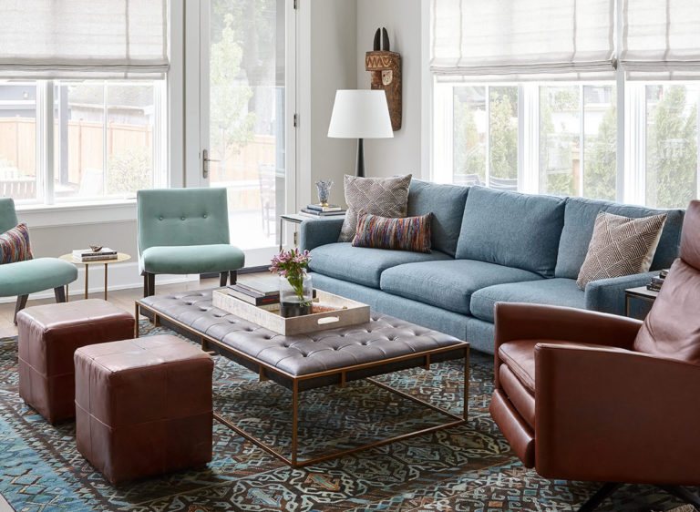 Incorporating Functional Footstools into Any Room
