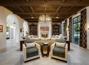 Tour a Chic Spanish Colonial in Silicon Valley