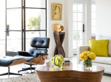 The Anatomy of an Eames Lounge Chair