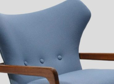 The Many Faces of the Wingback Chair