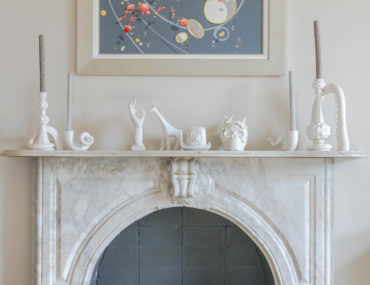 Fireplace Mantel Decor Ideas  for a Chic Living Space