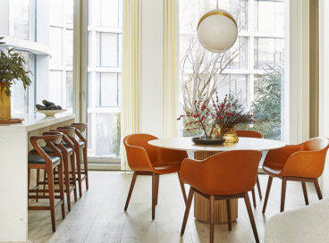 Tina Ramchandani Creates a Space for Entertaining in the West Village