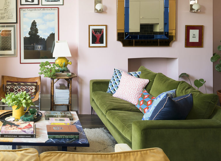 Art Phenom Luke Edward Hall on Collecting, Colors & the Cotswolds