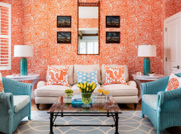 Cheery Wallpaper Design Ideas