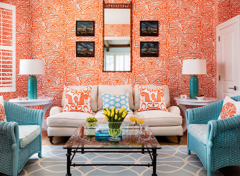Cheery Wallpaper Design Ideas