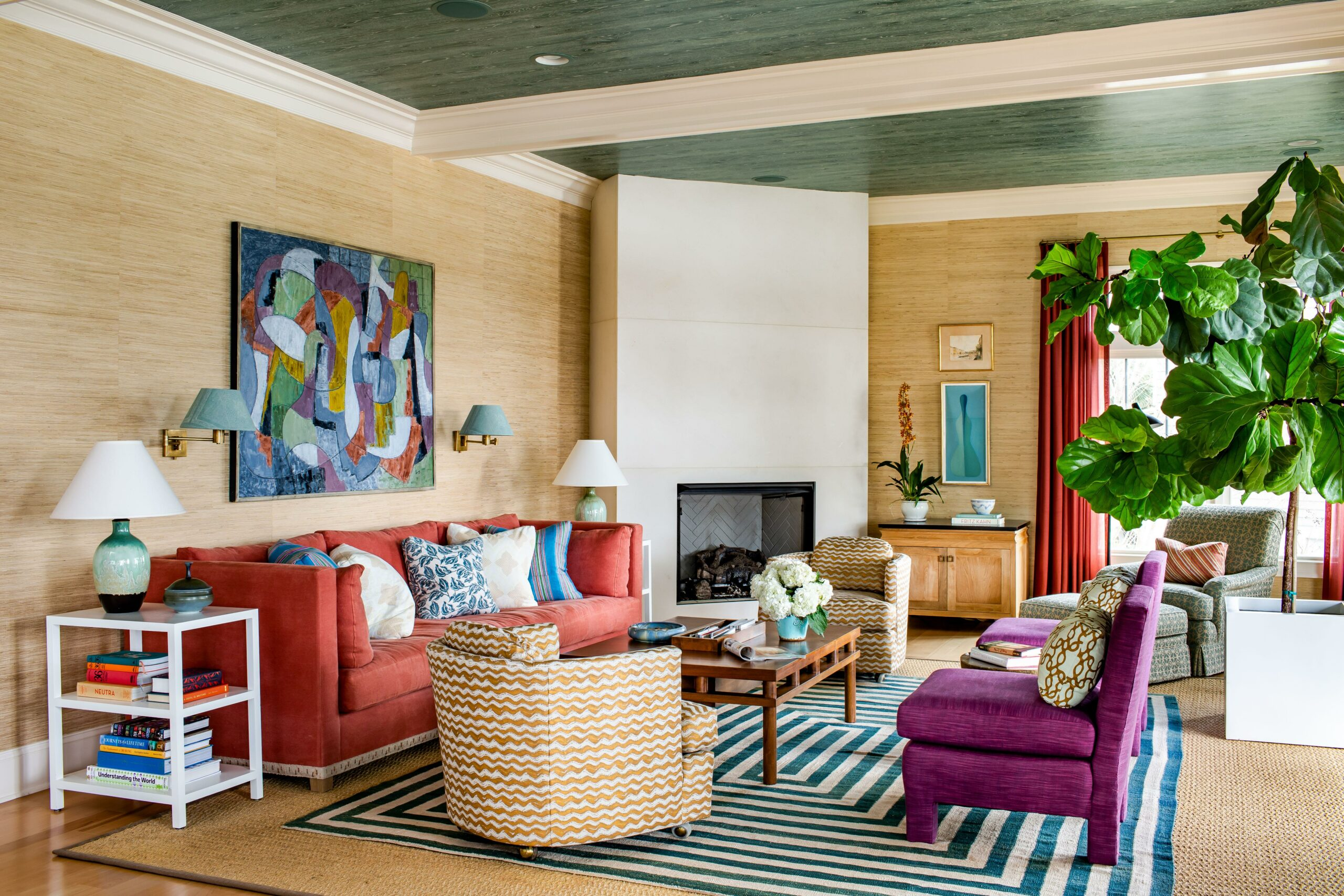 Love Layered Rugs? Follow These Ground Rules