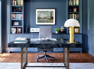 Updated Home Office Decor Ideas