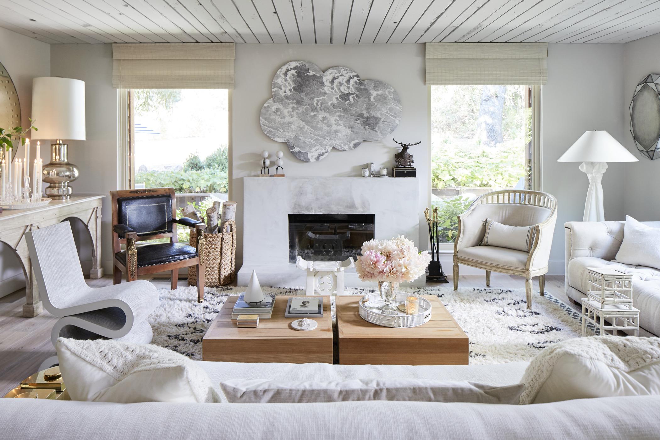 Benjamin Dhong living room