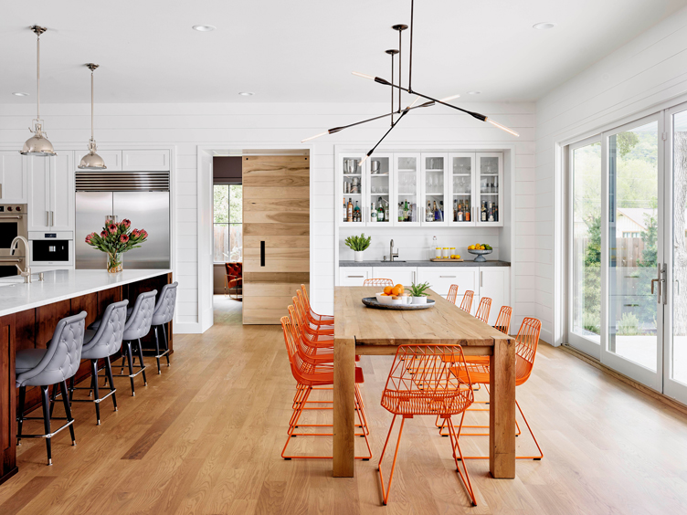 This image has an empty alt attribute; its file name is open-family-friendly-kitchen-bull-creek-residence-.jpg
