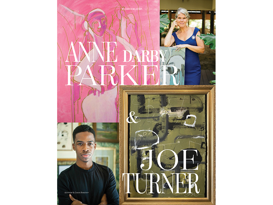 In Conversation: Anne Darby Parker and Joe Turner