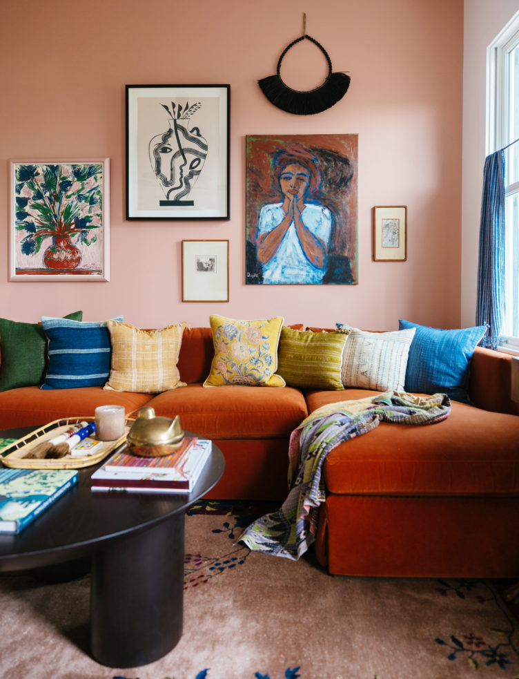 Dabito L-shaped sofa