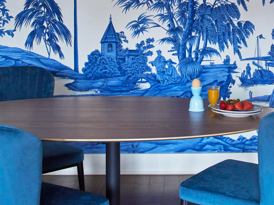 What is Chinoiserie?