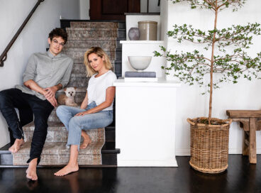 Ashley Tisdale Talks Design & Her Chairish Items for Sale