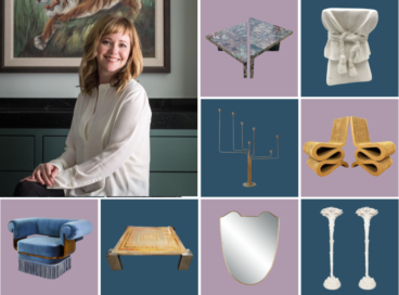 Sarah Stacey is Flexing Her Design Muscles