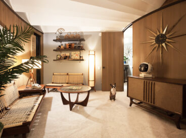 Meet the Vintage Dealers Living a Mid-Century Life