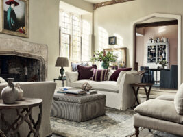 Inside the Exquisite English Style of OKA