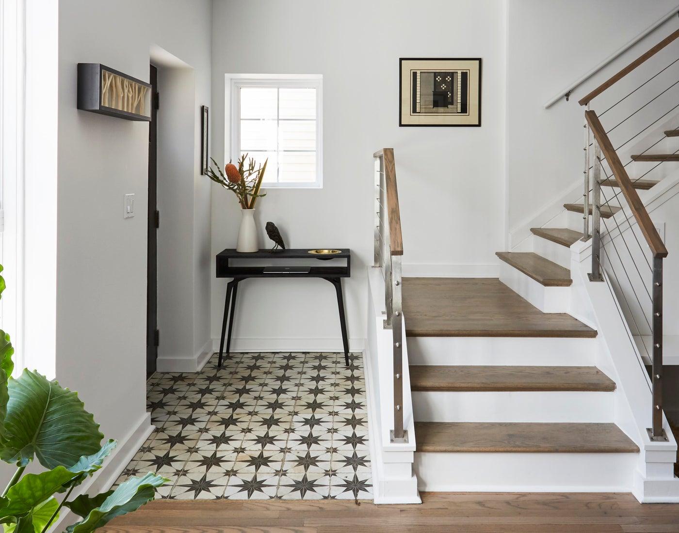Kitchenlab stairwell