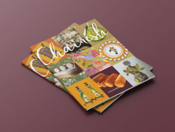 Chairish magazine, Magazinish