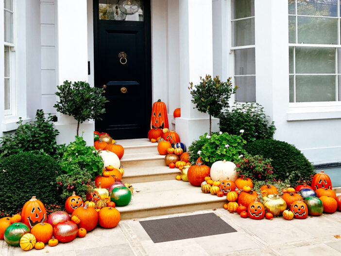 Festive Fall Porch Decorating Ideas