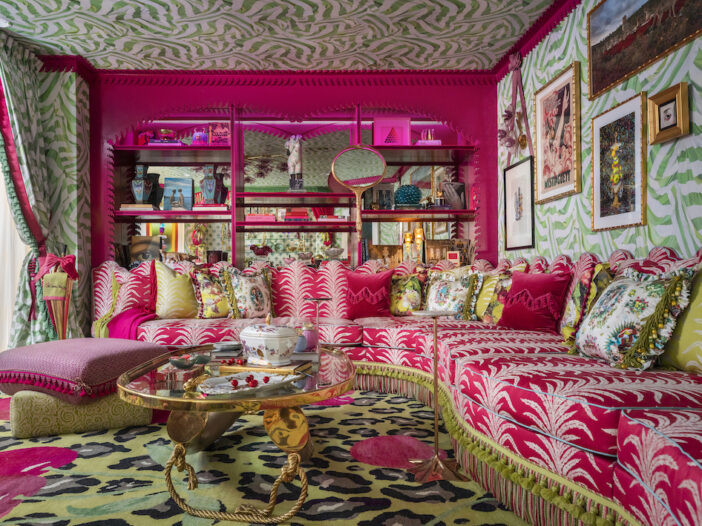 Take a Look Into The 2021 Kips Bay Decorator Show House Dallas